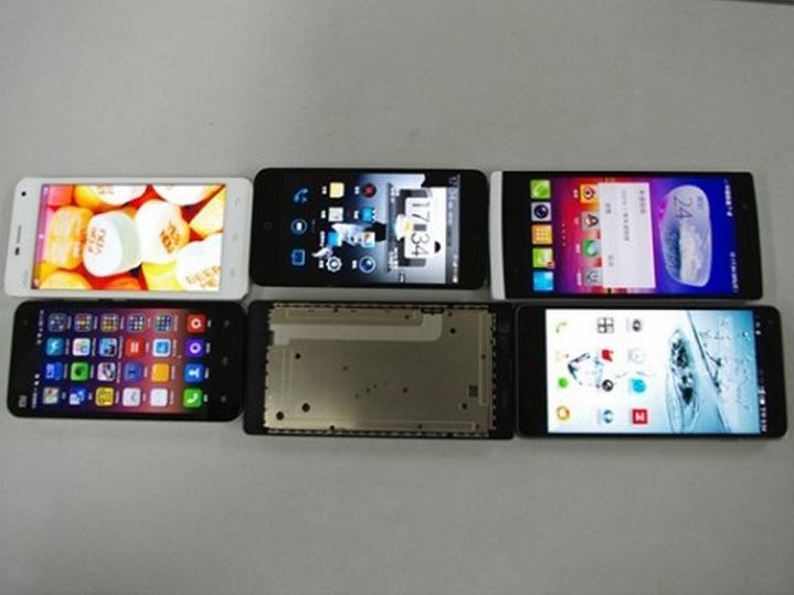 小米 2S 台灣官網5月開賣,5吋 Full HD 螢幕的小米 3 已經流出