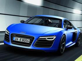 Audi R8 V10 Plus挑戰德國紐柏林北賽道