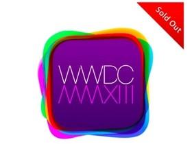 超搶手!蘋果全球開發者大會 WWDC 2013 門票開賣 2 分鐘完售一空