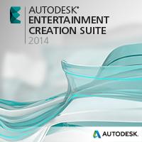 2014版Autodesk Entertainment Creation Suite 隆重上市 打造創意及效率兼具的最佳工作流程