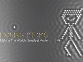 史上最小的電影, IBM 成功以原子拍攝動態影像