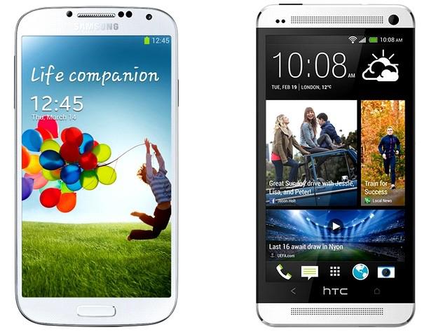HTC One 對決 Samsung S4,看外媒如何評價