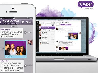 Viber 免費網路電話破 2 億用戶,新推出 PC 、 Mac 版桌面軟體