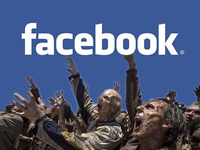 小心提防臉書的殭屍粉絲