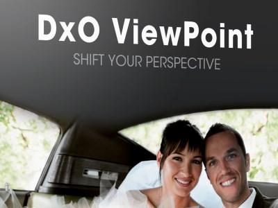 拍照失手,照片變形?用 DxO ViewPoint 修正照片的梯形失真