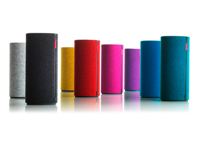 FreeSound台灣台北首次發表引進Libratone Speaker