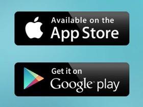 Apple App Store 達成 500 億次下載量,Google Play 480 億次緊追其後
