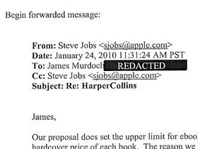 美國司法部: Apple 是電子書漲價的「元兇」