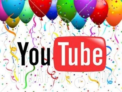 YouTube 開站 8 週年,每月 10 億人次造訪,佔全球近半數上網人口