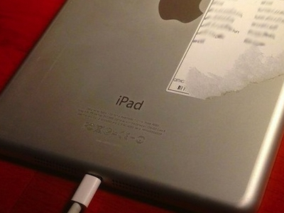 iPad Mini原型機曝光,原來是雙 Mic 設計,後置 Mic 大概留給下一代?