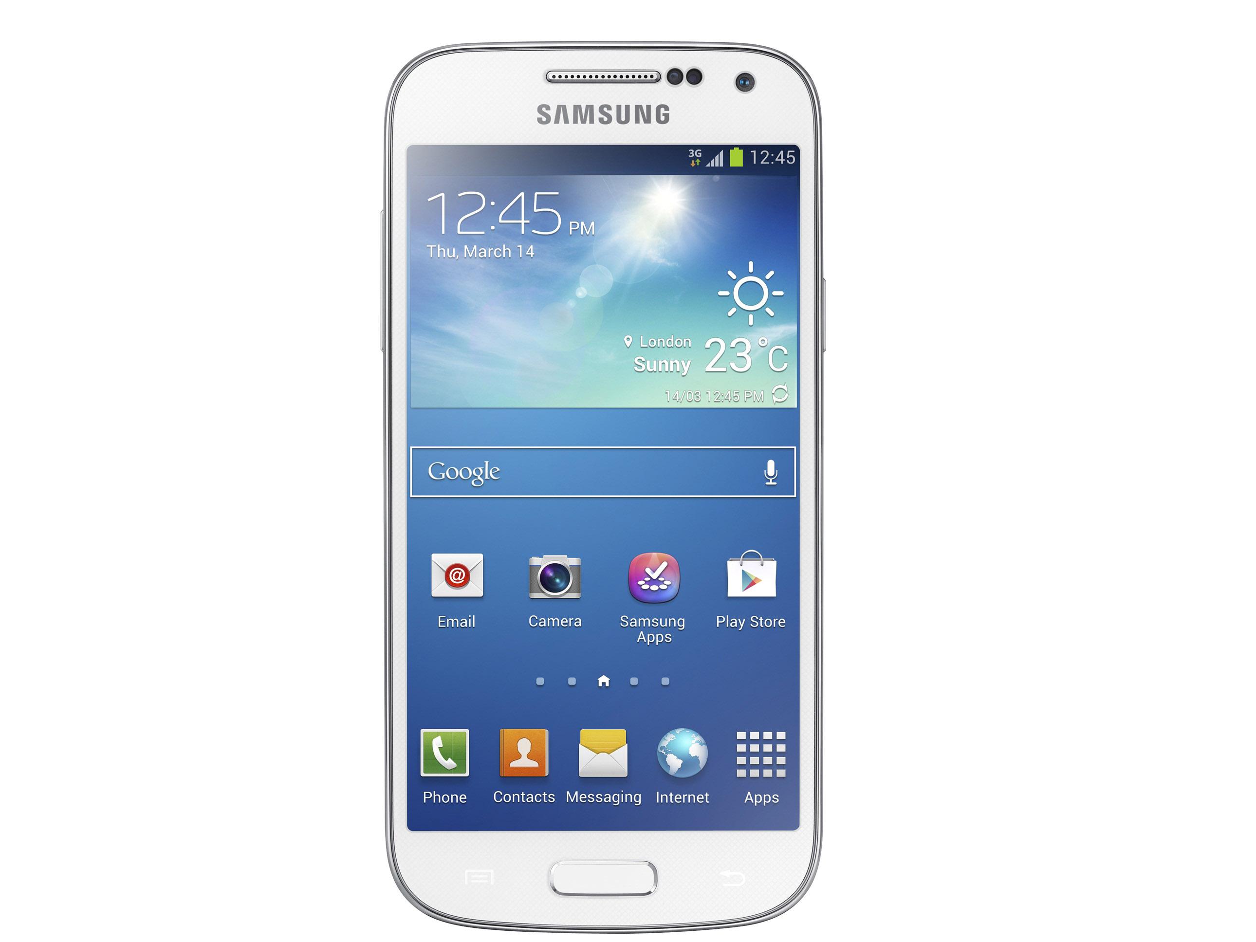 三星正式發表 Galaxy S4 mini 4.3 吋雙核心機種 | T客邦