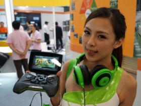 Computex 2013:用 Android 打電動,Shield 以及中國金星動手玩