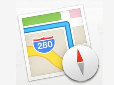 iOS 7 地圖程式 icon 大變身,預告 Apple 飛碟新總部即將到來