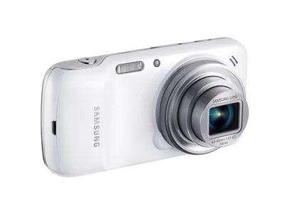 Samsung GALAXY S4 Zoom 正式發表,10 倍光學變焦、1,600 萬畫素相機