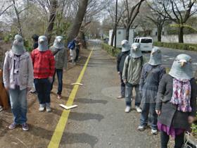 屍體裸女不出奇,東京 Google Maps 街景驚見鳥人