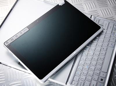 Acer Aspire P3 評測:小尺寸 Ultrabook、大尺寸平板電腦
