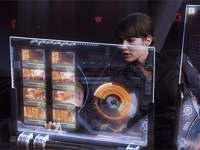 集合了科幻電影介面的 Kit FUI 網站,展示人機互動的其它可能