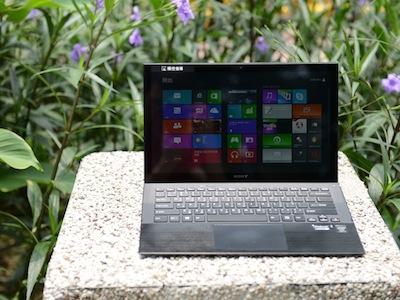 Sony VAIO Pro 13 評測:超輕平價觸控 Ultrabook