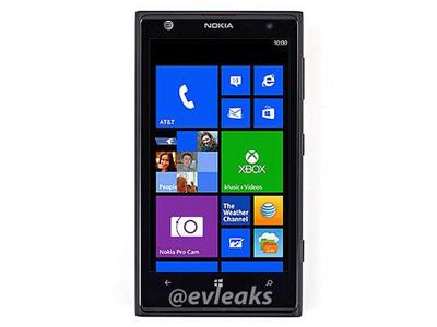 4100萬畫素 Nokia Lumia 1020(EOS) 預計 11 日發表,官方圖片率先登場
