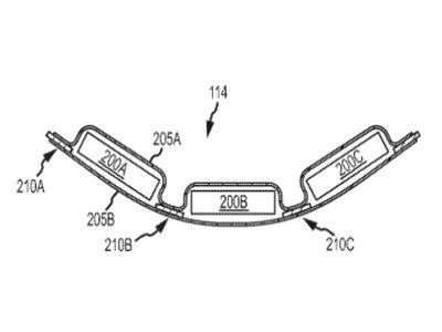 柔軟性、可靠度兼顧,Apple 申請全新的軟性電池專利技術