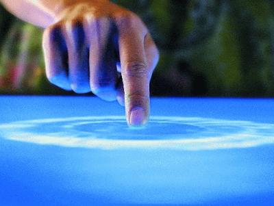 微軟開發新的3D螢幕回饋技術,觸摸時能感受到真實回饋的觸感和力道