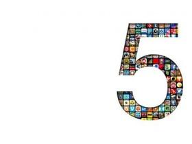 蘋果 App Store 五年,改變整個行動產業