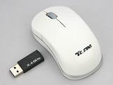 超平價2.4GHz無線滑鼠:T.C.STAR TCN536