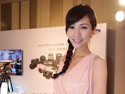 2013台北電腦應用展正妹搜刮