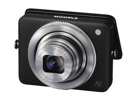 """Canon活力棒球美少女""""天天""""出席 2013台北電腦應用展  顛覆傳統創意風格相機PowerShot N正式亮相"""