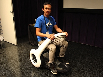 是時候讓輪椅發生些改變了!採用3D列印,設計更友好的代步工具 WHILL
