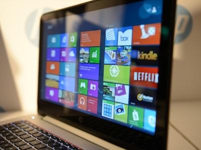 HP ENVY TouchSmart 14 超高解析度觸控筆電登場