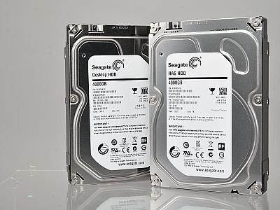 Seagate 4TB 硬碟評測:NAS HDD 與 Desktop HDD.15 兄弟對決