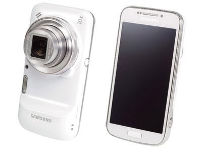 Samsung Galaxy S4 zoom 評測:手機也是隨身相機