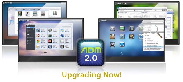華芸科技宣布 ASUSTOR NAS 全系列升級 ADM 2.0