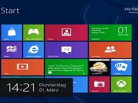 一則以憂一則以喜!微軟 Surface 失敗的同時,Win8 Design 漸成氣候