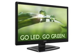ViewSonic 100%全面導入LED顯示器  新升級 Full HD IPS 超廣角VA2249S/VA2349S 再創有感體驗 還原精準色彩