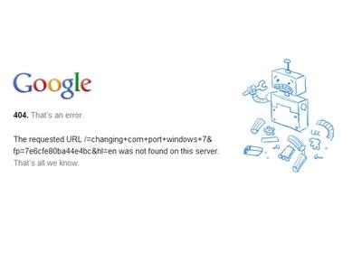 Google 當機 5 分鐘,全球網路流量暴跌 40%