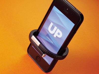 Jawbone UP 健康手環動手玩,記錄24小時的生活起居