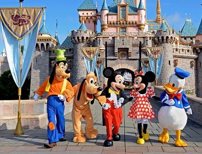 迪士尼的美好生活圖鑑:迪斯耐樂園生活卡通字典