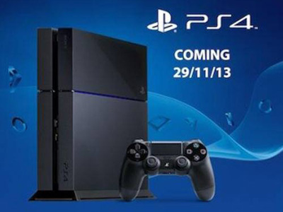 Sony 宣佈將於11月15日在美國地區發佈 PS4
