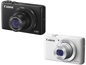 Canon PowerShot S120 、 S200 正式發表,高階入門齊登場