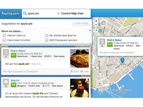 為什麼 Apple 和 Yahoo! 都在覬覦 Foursquare 的資料?