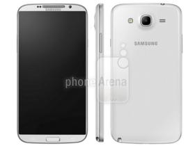 傳三星 Galaxy Note3 官圖現身,亦有相機及 CPU 難產的消息