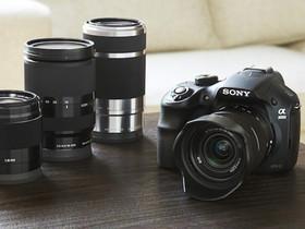 Sony a3000 微單眼 正式發表,一機一鏡只要新台幣 12,000 元