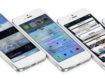 好壞美醜,開發者眼中的 iOS 7