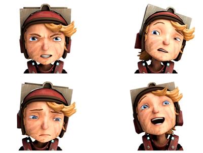 動畫人物表情太難處理?Face Plus 用 Webcam 就可以辦到