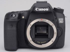 Canon EOS 70D 速評試玩,Live View 對焦完全進化