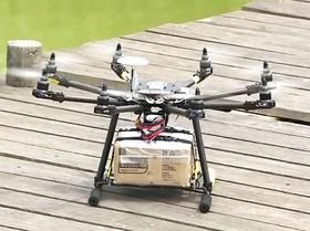無人機送快遞?中國最大快遞公司順豐測試影片流出