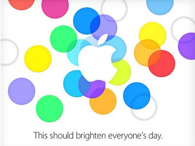 2013 Apple iPhone 5S 發表會轉播實況報導