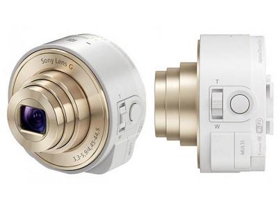 Sony QX100 、QX10 智慧型手機外接式鏡頭相機 10 月在台上市,售價 14,980 元 / 6,980 元 | T客邦